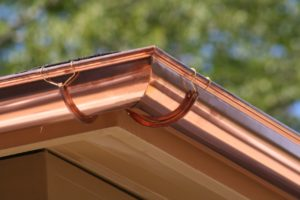seamless copper gutters mendocino county